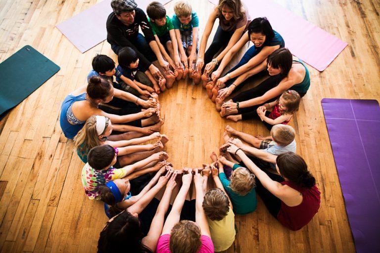 Yoga en familia: La Brisa de la Conciencia