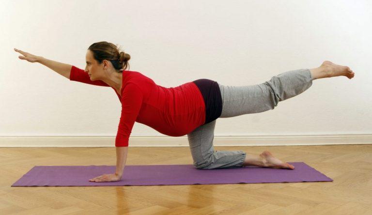 Yoga para embarazadas: la brisa de la conciencia