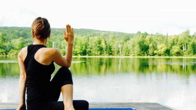 Yoga: viviendo asana
