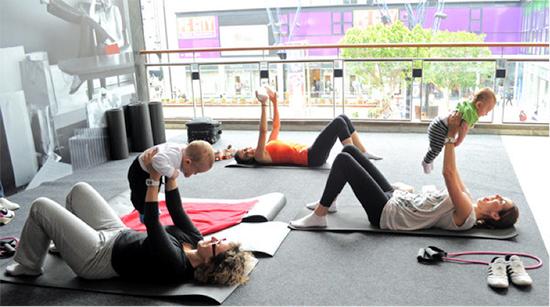Yoga postnatal_la brisa de la conciencia